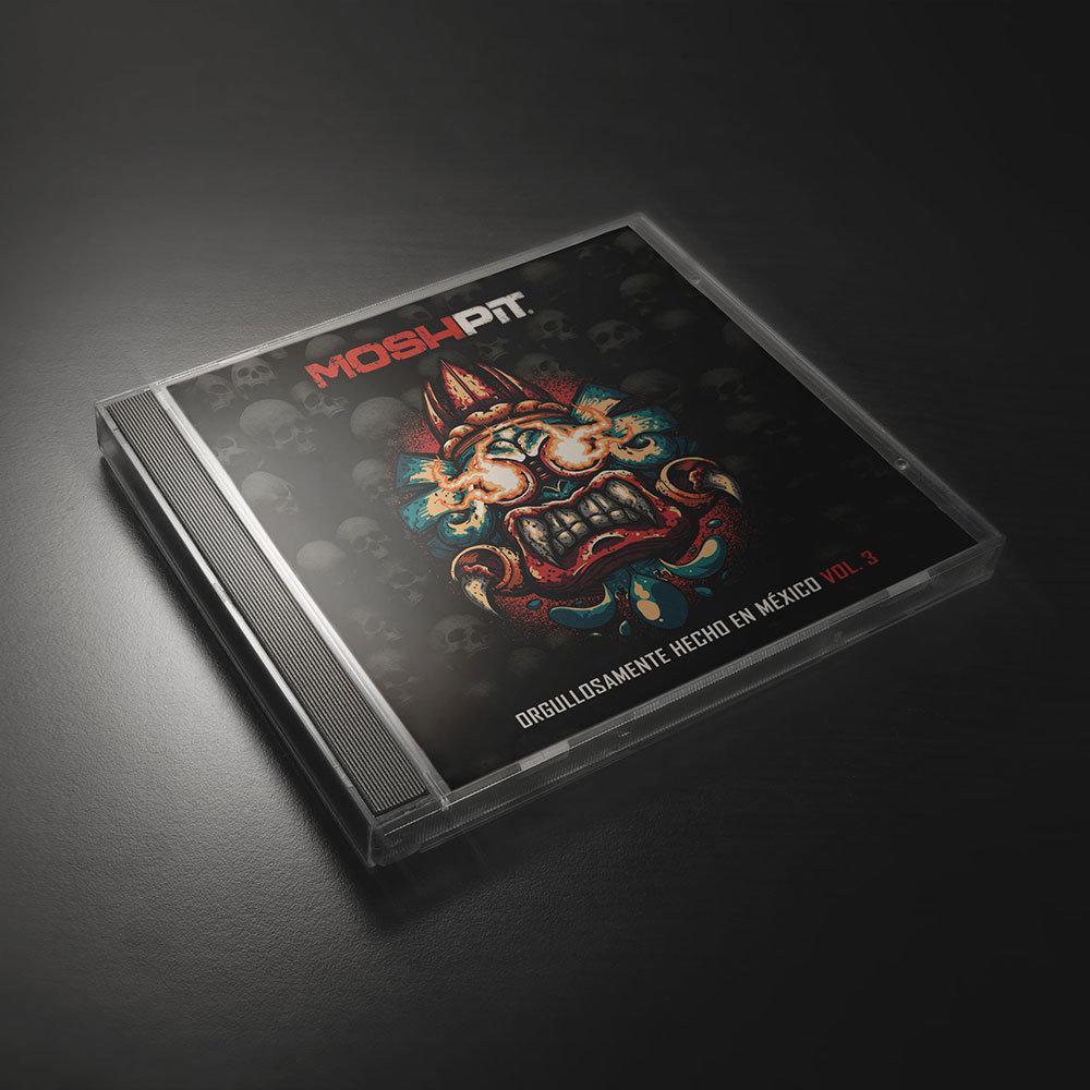 CD Orgullosamente hecho en México vol. 3 0000009