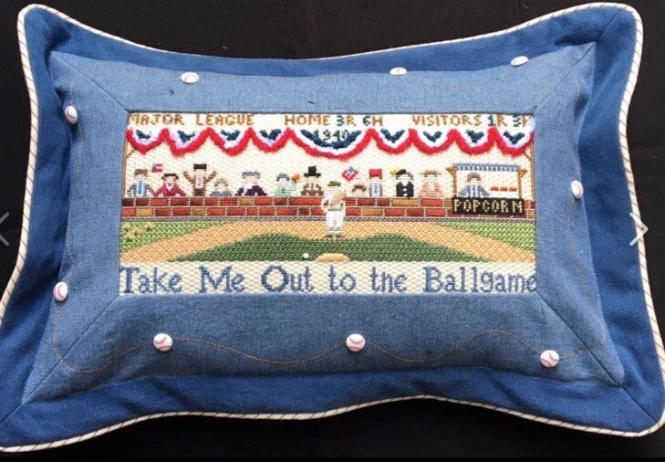 Ewe & Eye EWE633 Take me out...Ball Game