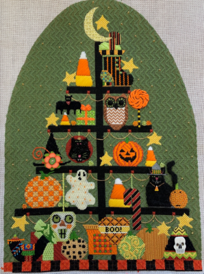 Halloween Tree/Melissa Shirley MS2007