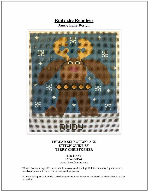 Annie Lane, Rudy the Reindeer AL0122