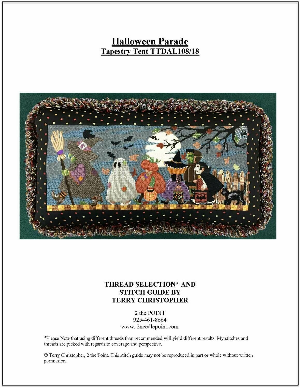 Susan Roberts/Liz, Halloween Parade TTDAL108