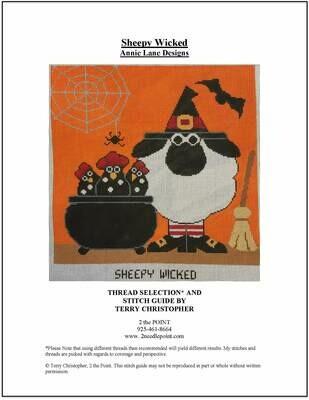 Annie Lane, Sheepy Wicked AL0140