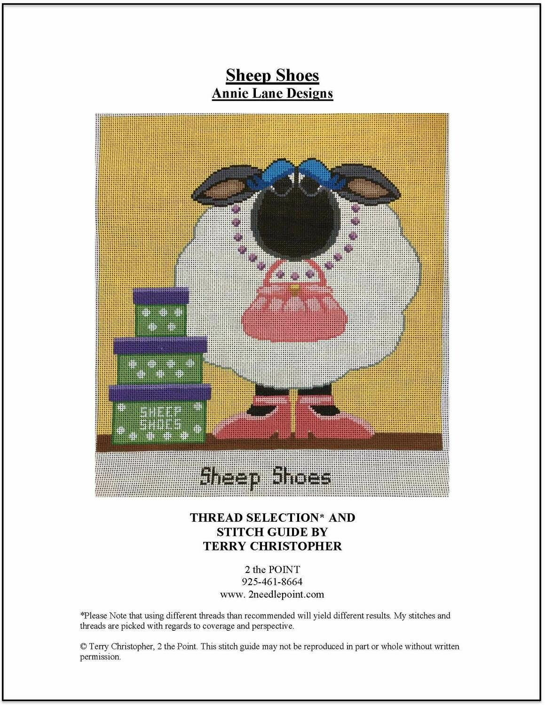 Annie Lane, Sheep Shoes AL0132
