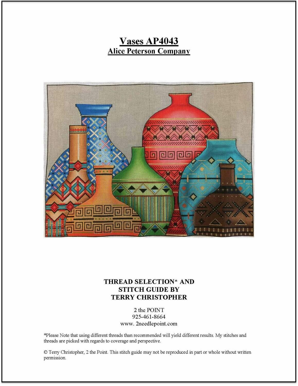 Alice Peterson, Vases AP4043