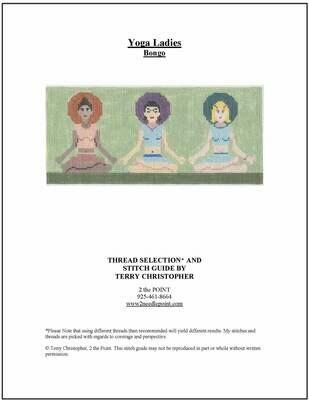 Bongo, Yoga Ladies L013-18