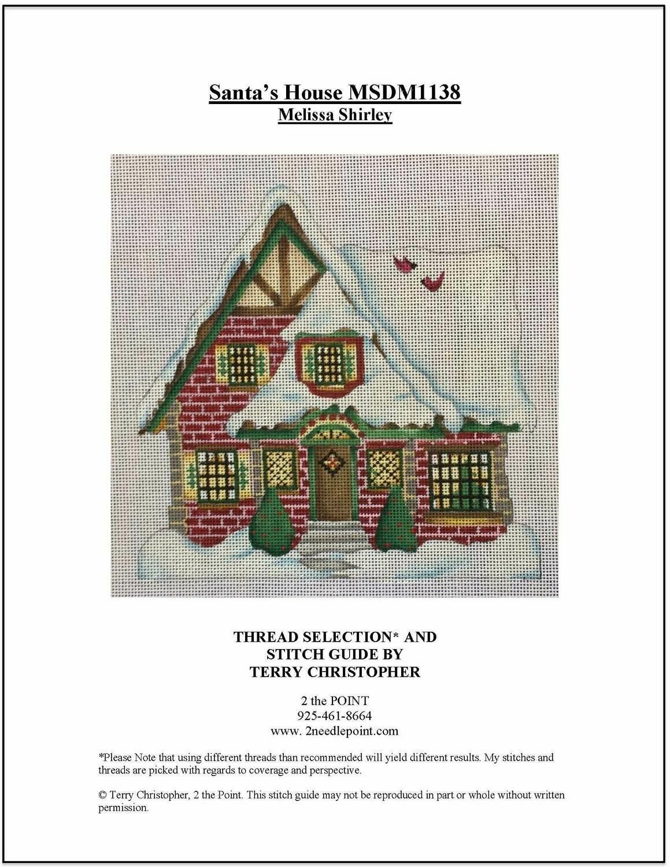 Melissa Shirley, Santa's House MSDM1138