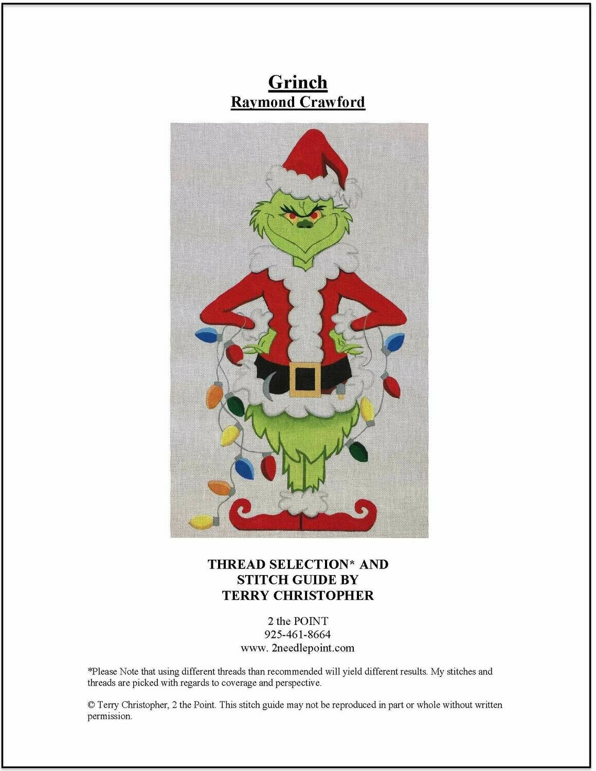 Raymond Crawford, Grinch RCH01623