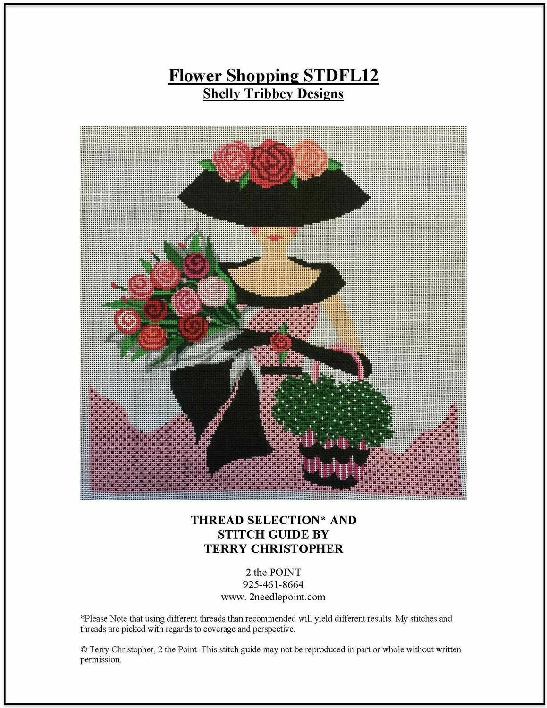 Shelly Tribbey, Flower Shopping STDFL12
