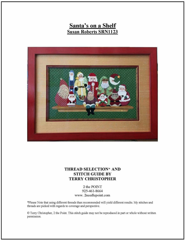 Susan Roberts, Santa's on a Shelf