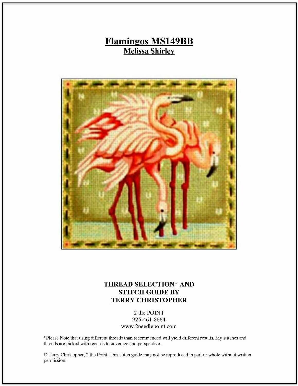Melissa Shirley, Flamingo's MS149
