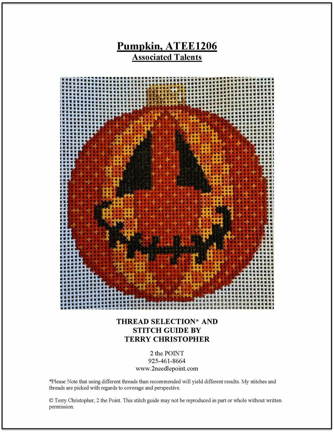 Associated Talents, Pumpkin ATEE1206