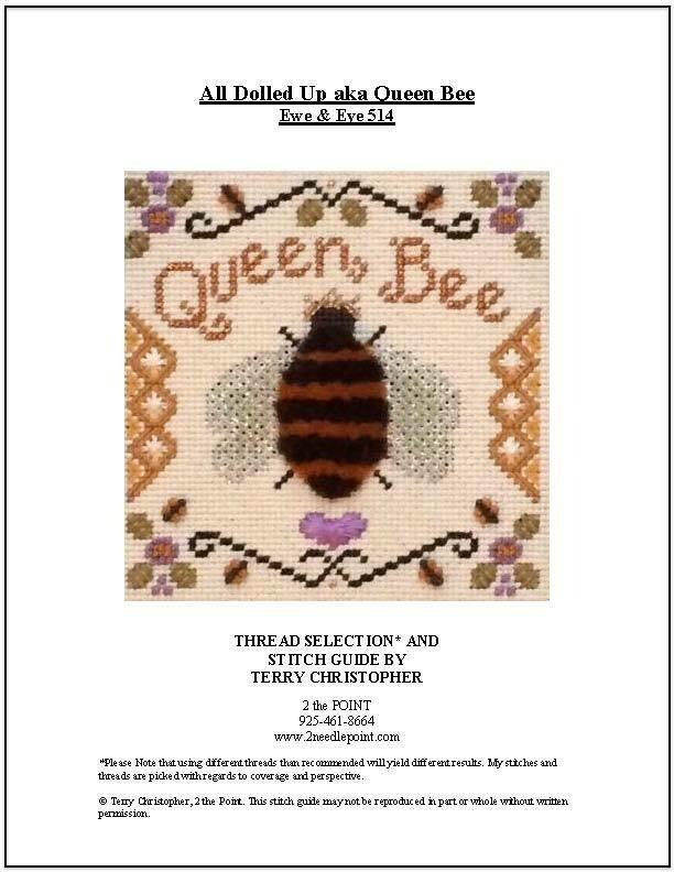 Ewe & Eye, Queen Bee EWE514