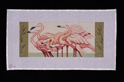 Melissa Shirley, Flamingos, MSD808