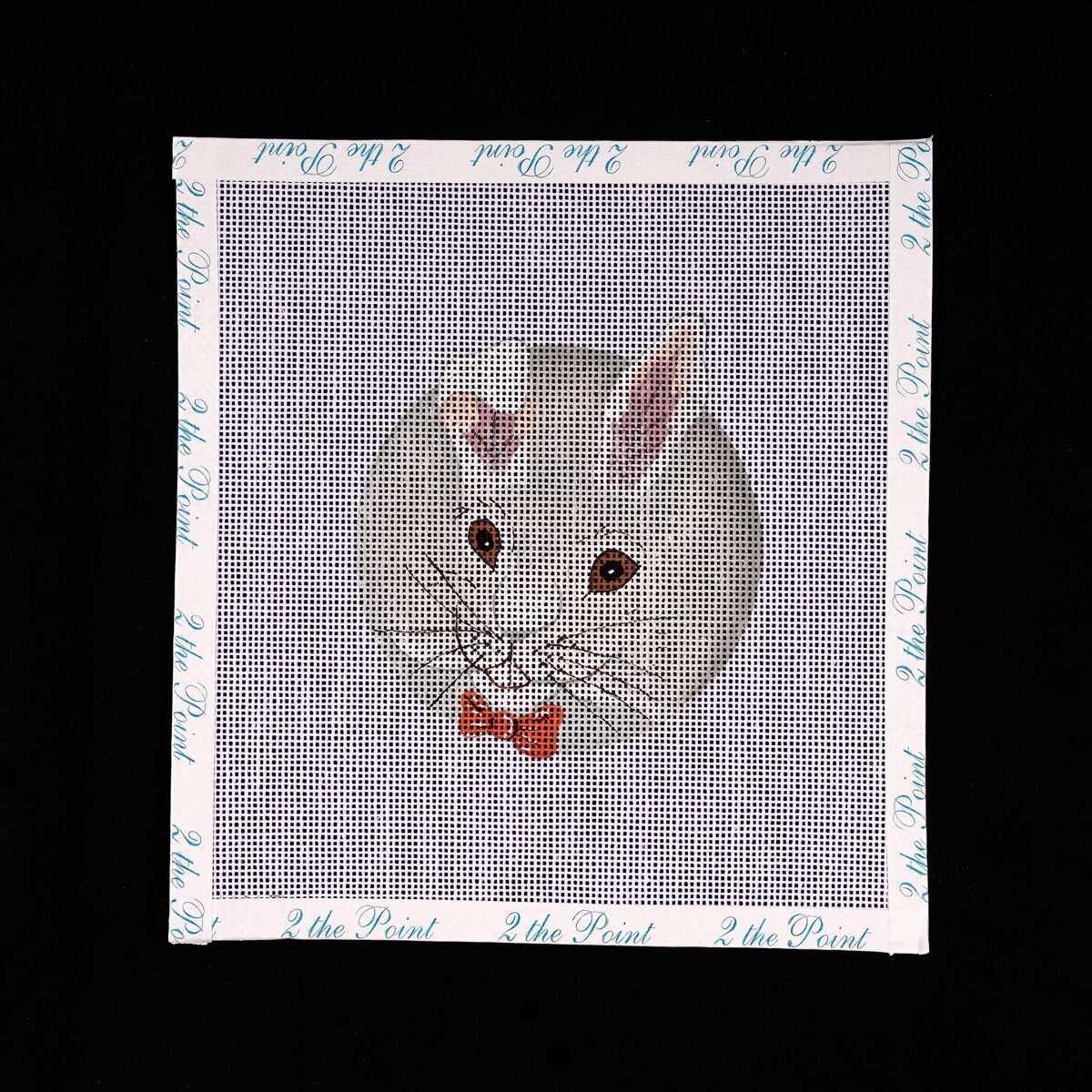 Unknown Designer, Bunny with Bow Tie Ornament