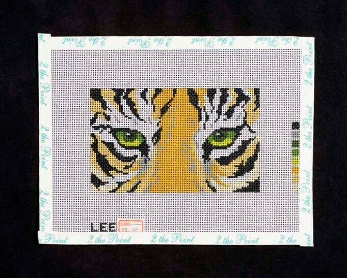 Lee's Needle Art, Tiger Eyes, LEEBD08