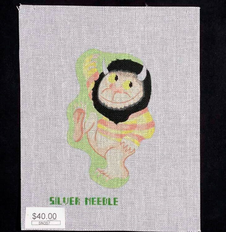 Silver Needle, Where The Wild Things Are, SN357