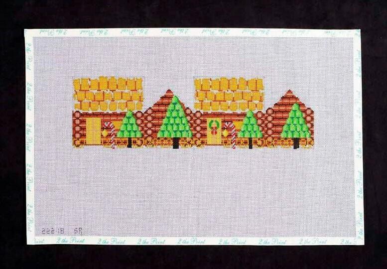 Susan Roberts, Log Cabin, SR222