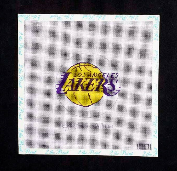 LA Lakers Ornament