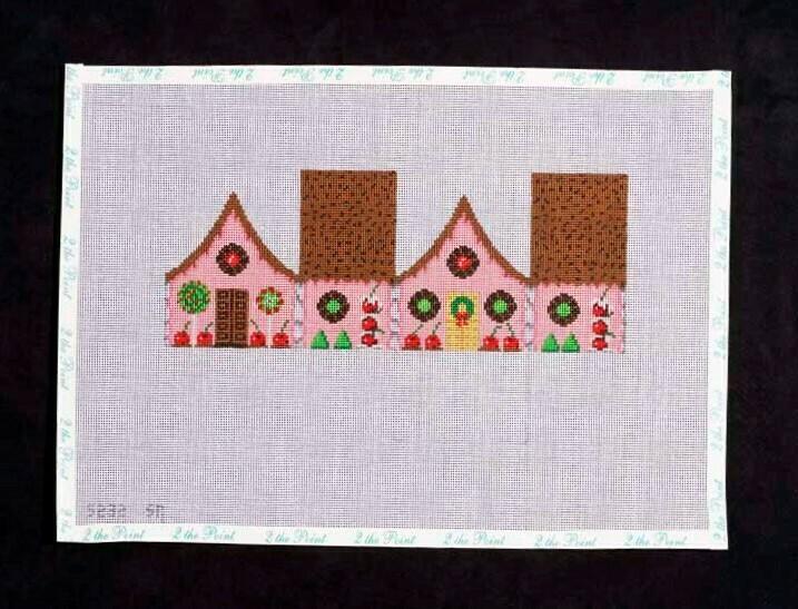Susan Roberts, Pink Cherries House, SR232