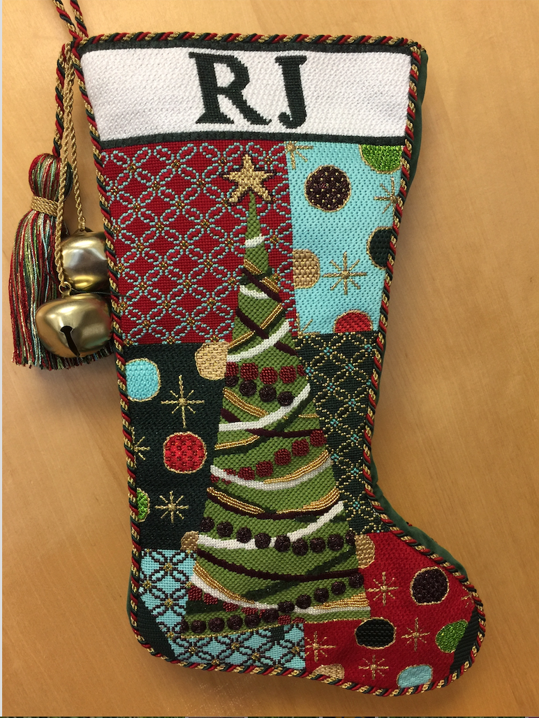 Alice Peterson stocking