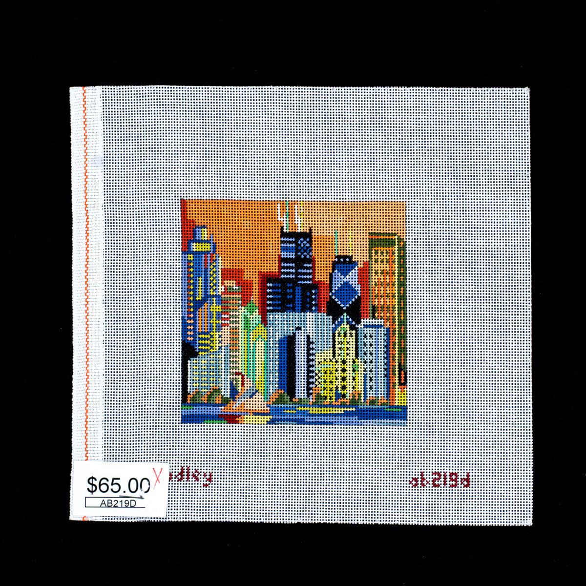 Amy Bradley Chicago Skyline AM219D