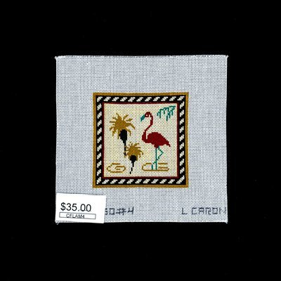 Caron Collections, Red Flamingo, CFLAM4