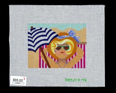 Danji Designs, Beach Girl, DJD45