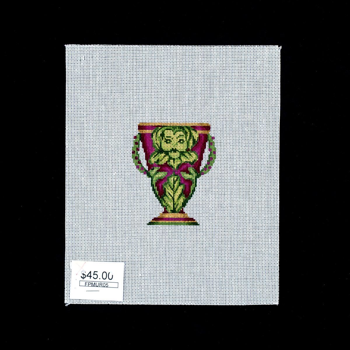 Fleur D Paris, Vase, FPMUR05