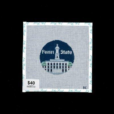 Kathy Schenkel, Penn State Ornament, KSDBT173