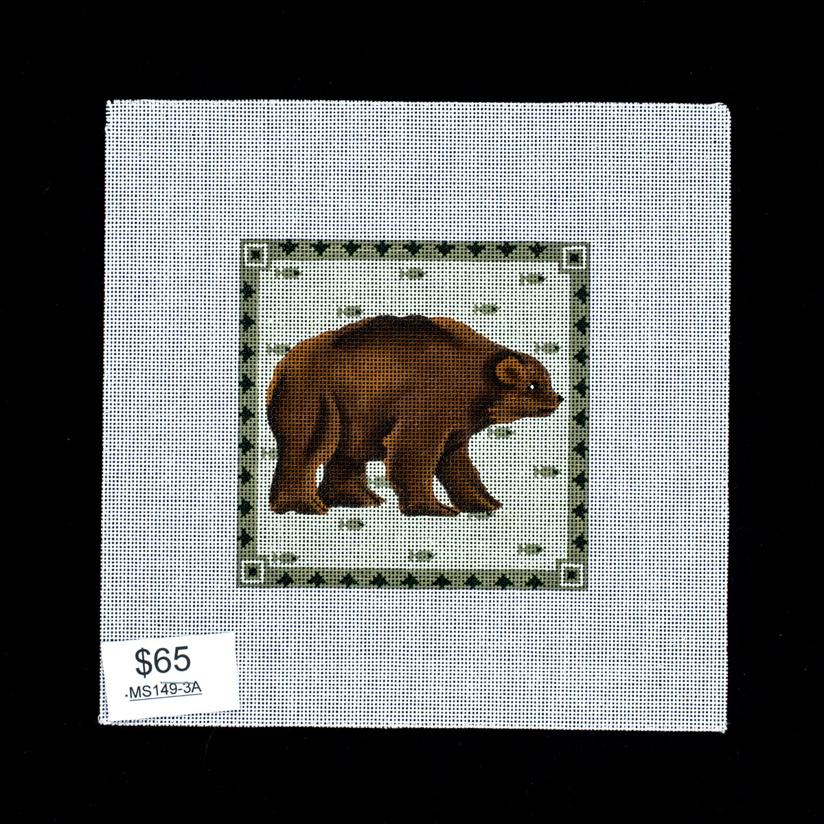 Melissa Shirley, Bear, MS149-3A