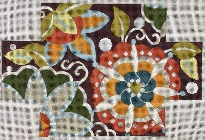 Amanda Lawford Pinwheels Brick cover VNGAB51