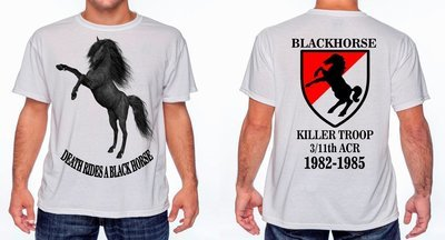 DEATH RIDES A BLACK HORSE FREE SHIPPING