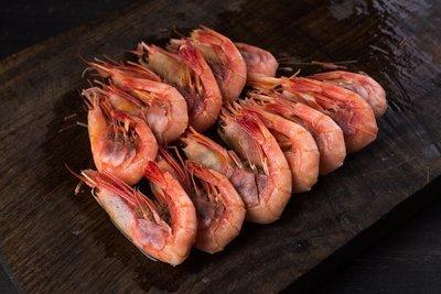 Креветка сухой заморозки 60-80, Магаданрыба, 1 кг