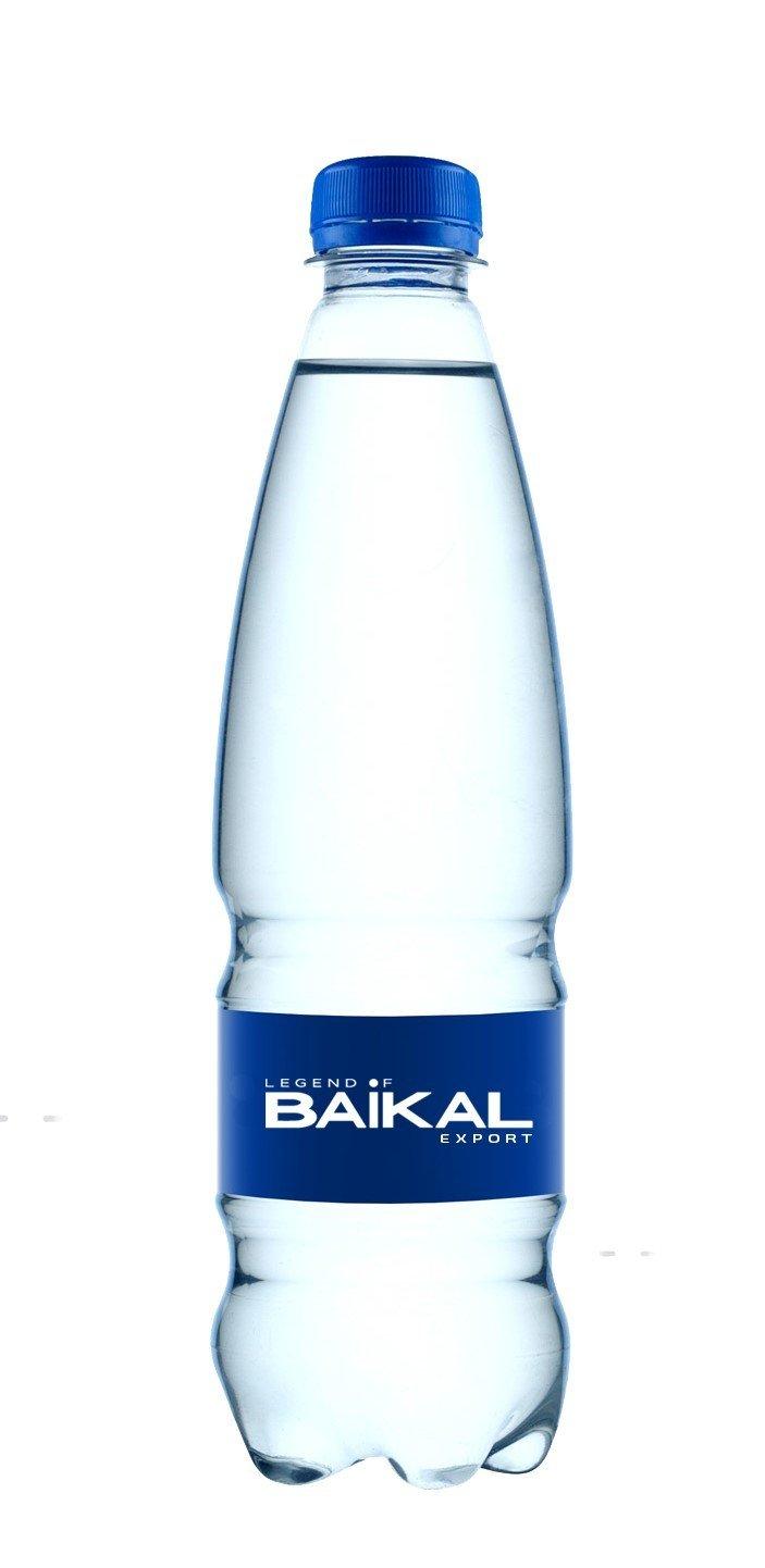 Вода питьевая Байкал 0,5 л