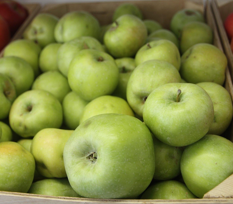 Яблоки Семеренко, Молдавия, 0,5 кг