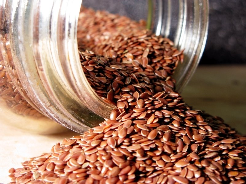 Семена льна коричневого 500 г Образ Жизни