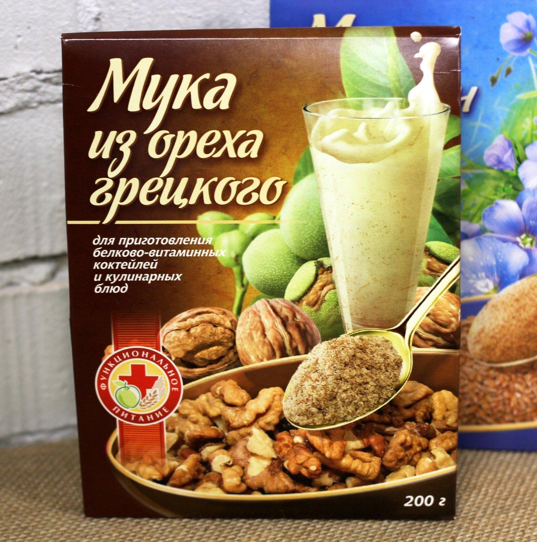 Мука из грецкого ореха 200 г Специалист