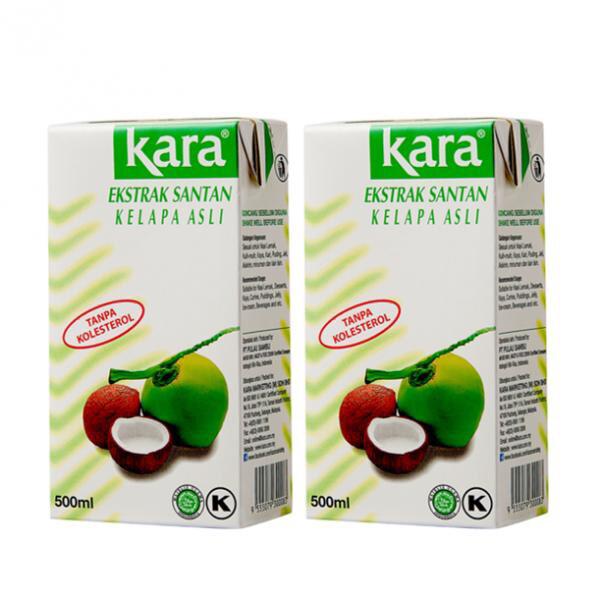 Kara Santan Cream 500ml