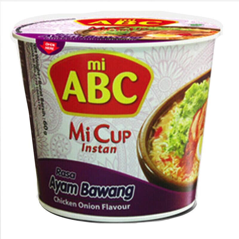 Mie ABC Cup Rasa Ayam Bawang