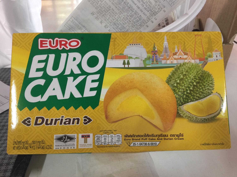 Cake Durian
