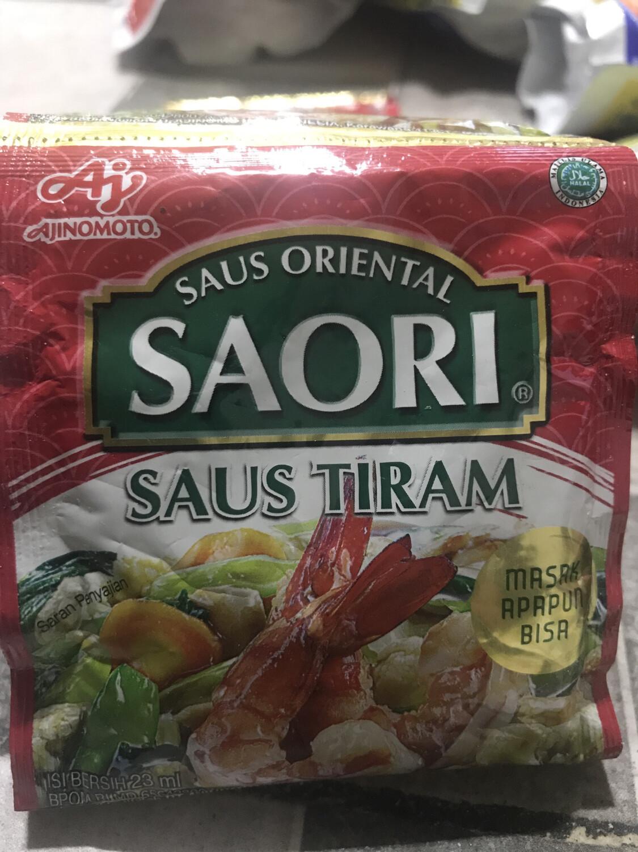 Saori Saus Tiram