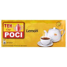 Teh Cap Poci Aroma Lemon