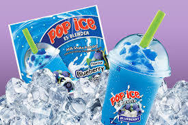 Pop Ice Blueberry