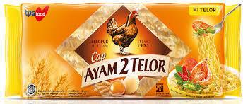 Promo Mie Ayam 2 Telor/Telur