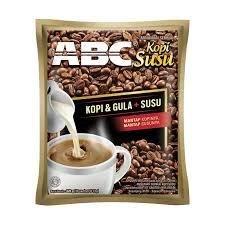 Kopi Susu ABC 55gram @5 Sachets