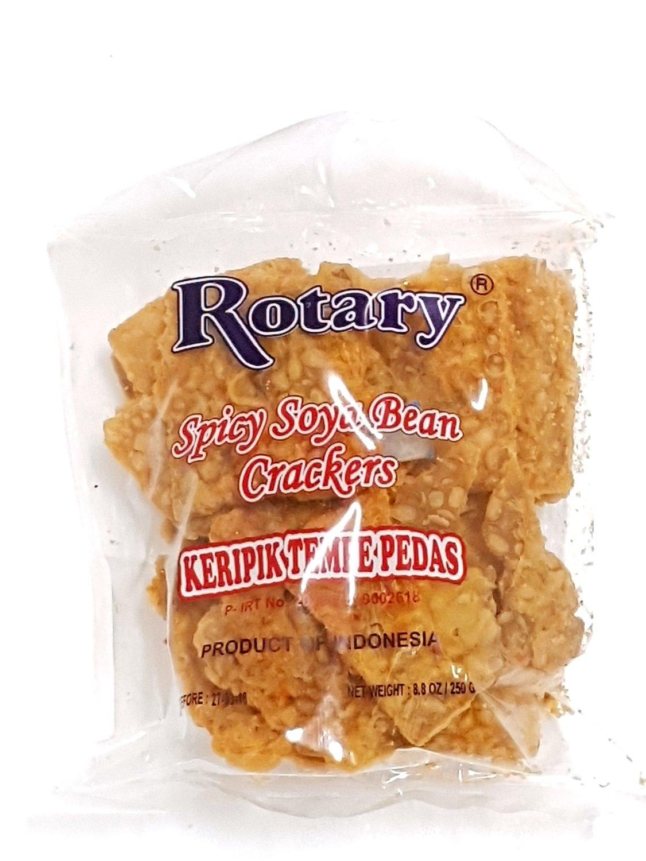 Rotary - Keripik Tempe Pedas