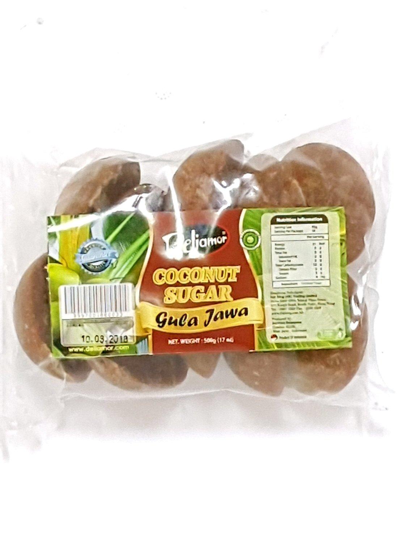 Deliamar - Gula Jawa 500 gram