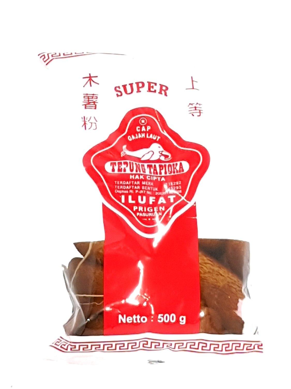 YJ Super Tepung Tapioka 500 gr
