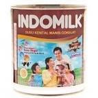 Susu Indomilk - Cokelat