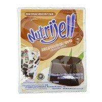 Nutrijell Rasa Coklat 30gr